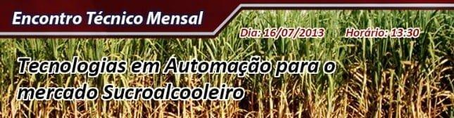 Evento para o setor Sucroalcooleiro na ISA Campinas