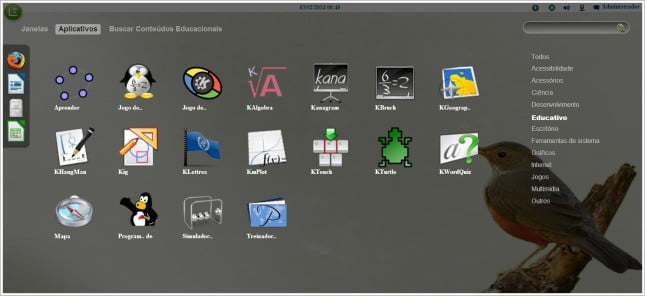 Linux Educacional 5.0 (Screenshot 03)