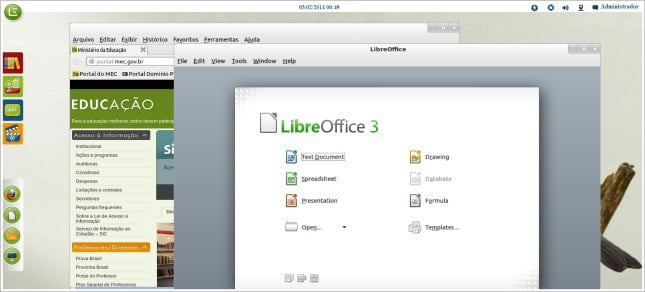 Linux Educacional 5.0 (Screenshot 04)