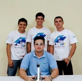 Equipe Autobots - IFCE Cedro - Worldwide Freescale Cup Challenge