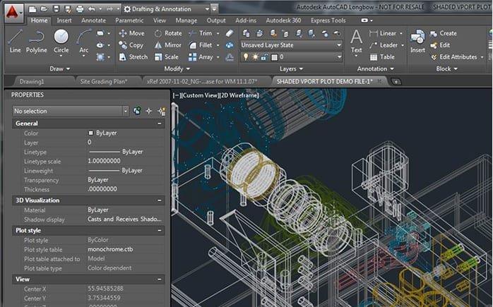 Autodesk AutoCAD 2015 gratuito para estudantes