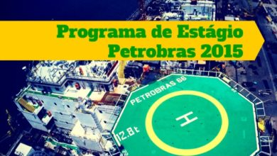 Photo of Programa de Estágio Petrobras 2015
