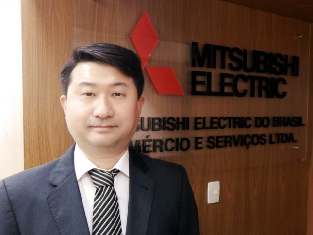 Hélio Sugimura - Gerente de Marketing - Automação Industrial - Mitsubishi Electric do Brasil