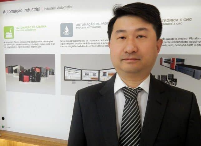 Mitsubishi Electric contribui com a formação de profissionais para o mercado - Hélio Sugimura, Gerente de Marketing da Divisão de Automação Industrial