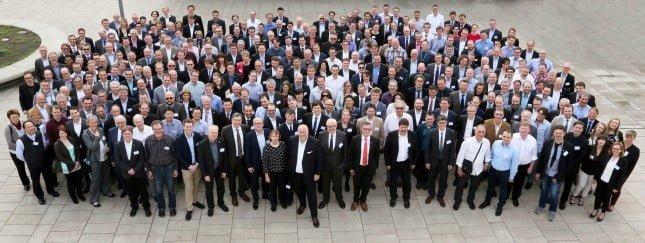 Endress+Hauser Innovators 2017: A Endress+Hauser homenageou os pesquisadores da empresa durante o encontro anual de inovação, que aconteceu em Merzhausen, Alemanha. Mais de 300 funcionários envolvidos nos processos de patentes do último ano compareceram ao evento.