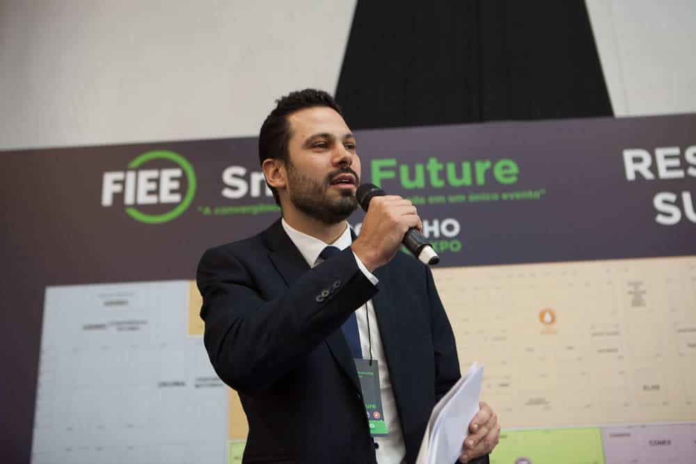 FIEE Smart Future 2019 é anunciada pela Reed Exhibitions Alcantara Machado